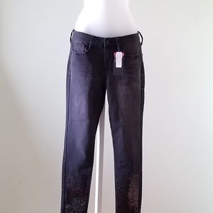 Black Sequin ANA jeans